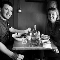 irish couple in howth