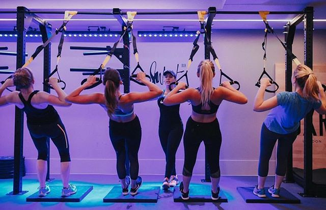 SWEAT by BXR, London's newest and most exciting pay to train class concept. The Strength & Conditioning class has been designed by @jamie_velocity, Anthony Joshua's trainer. We're proud to have SWEAT as a client 👊