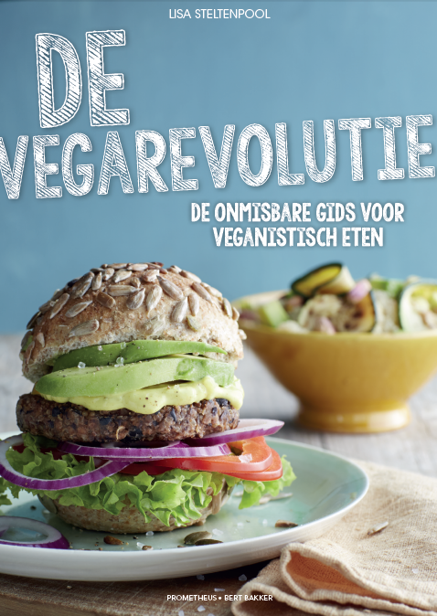 My first vegan book/guide
