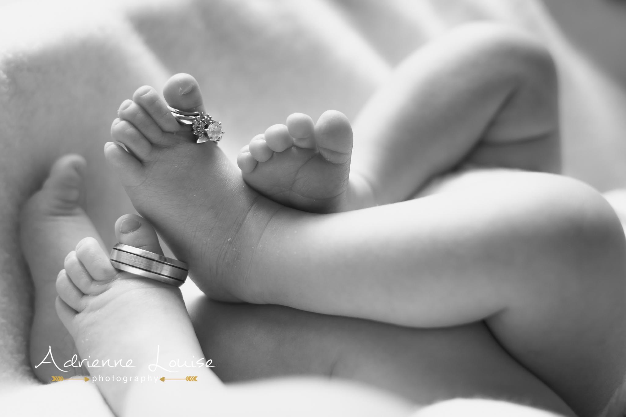 Woodstock Newborn Photographer