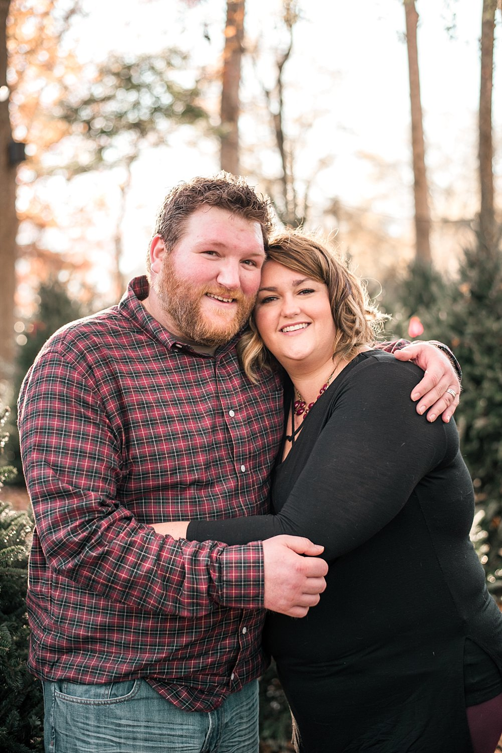 Couple picture at Scottsdale Farms Georgia