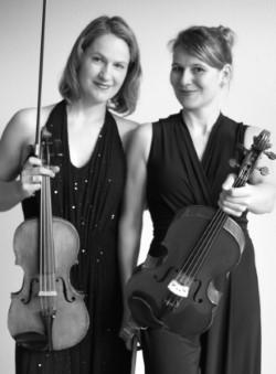 Anja und Christina