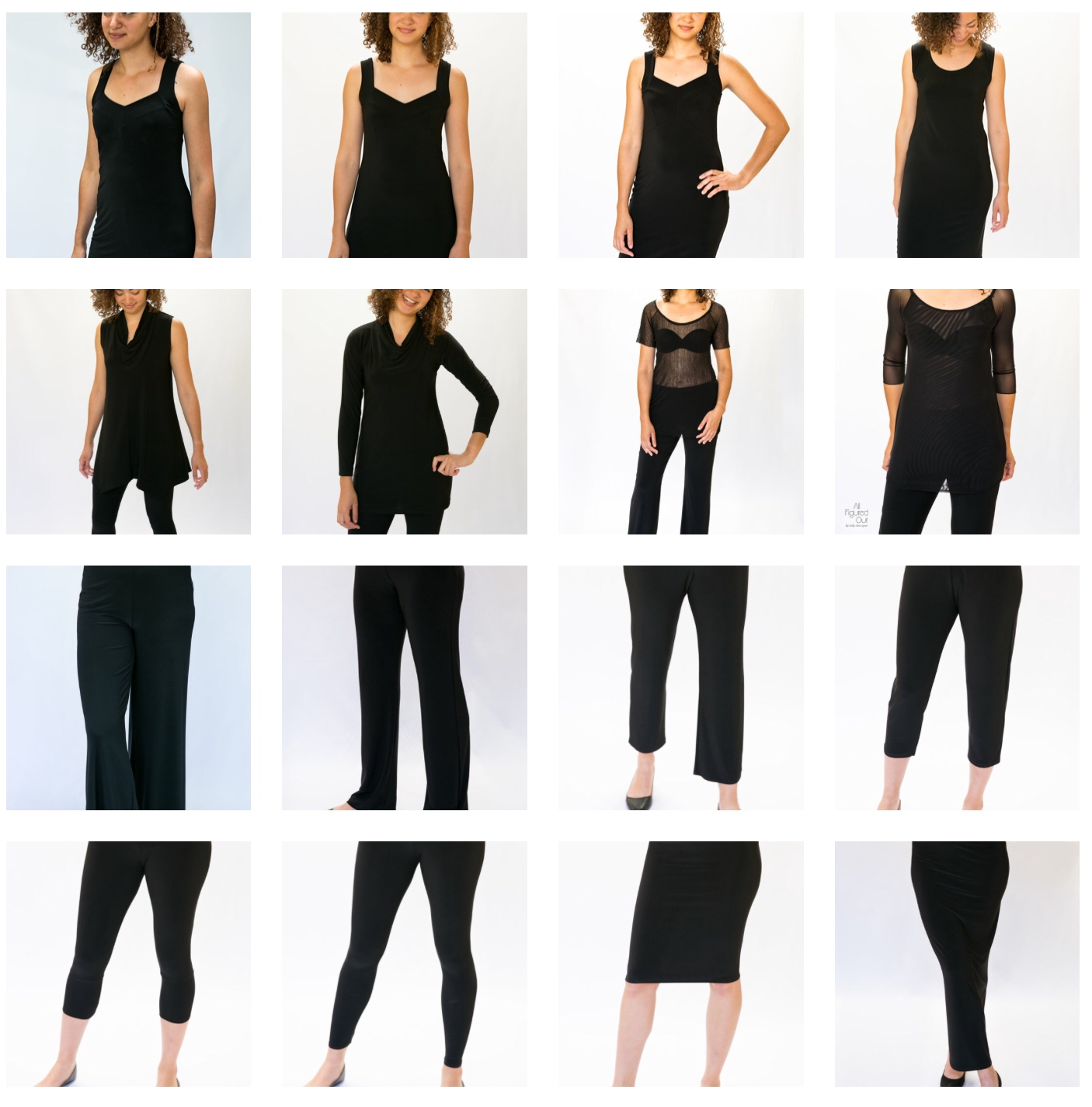 Sallysentials - The Basics - Shop now