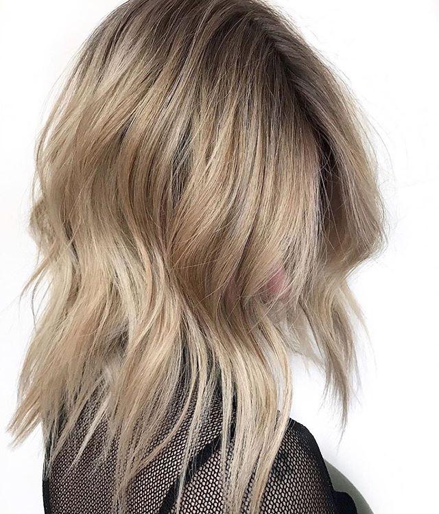 Blonde Blonde Blonde! by @marandarosehair . #salthair #ctsalon #cheshiresalon #cthair #ctbalayage #cthairpainting #blondebalayage