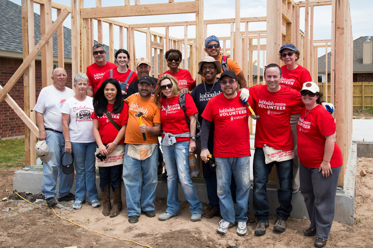 Habitat for Humanity Build, Oklahoma