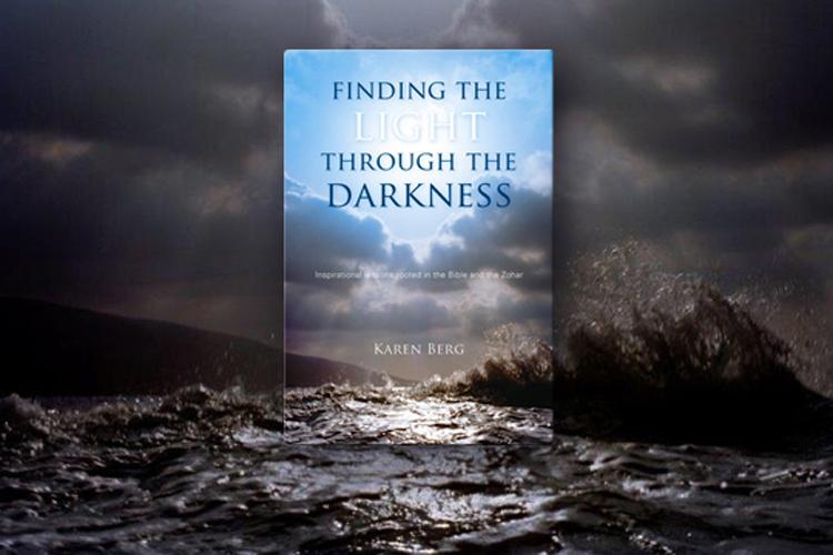 "Karen Berg's ""Finding the Light Through Darkness"""