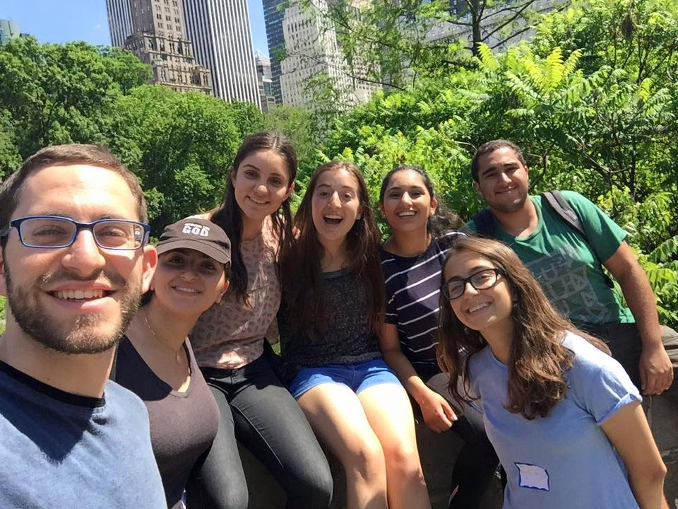Kabbalah Centre Youth Retreat, New York