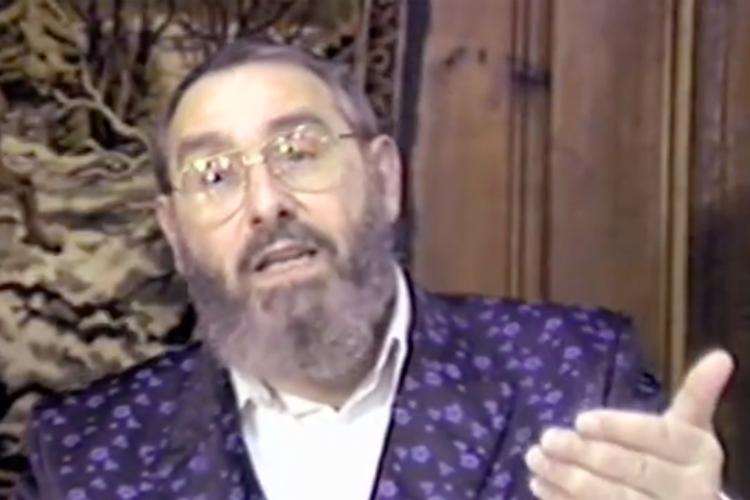 Rav Berg, 1989
