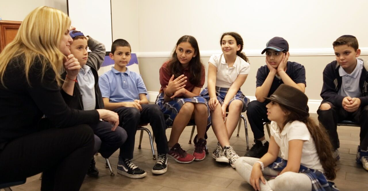 Kabbalah Centre Youth Pilot Class, Los Angeles