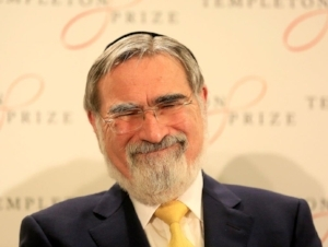 Rabbi Lord Jonathan Sacks Templeton Prize Laureate 2016