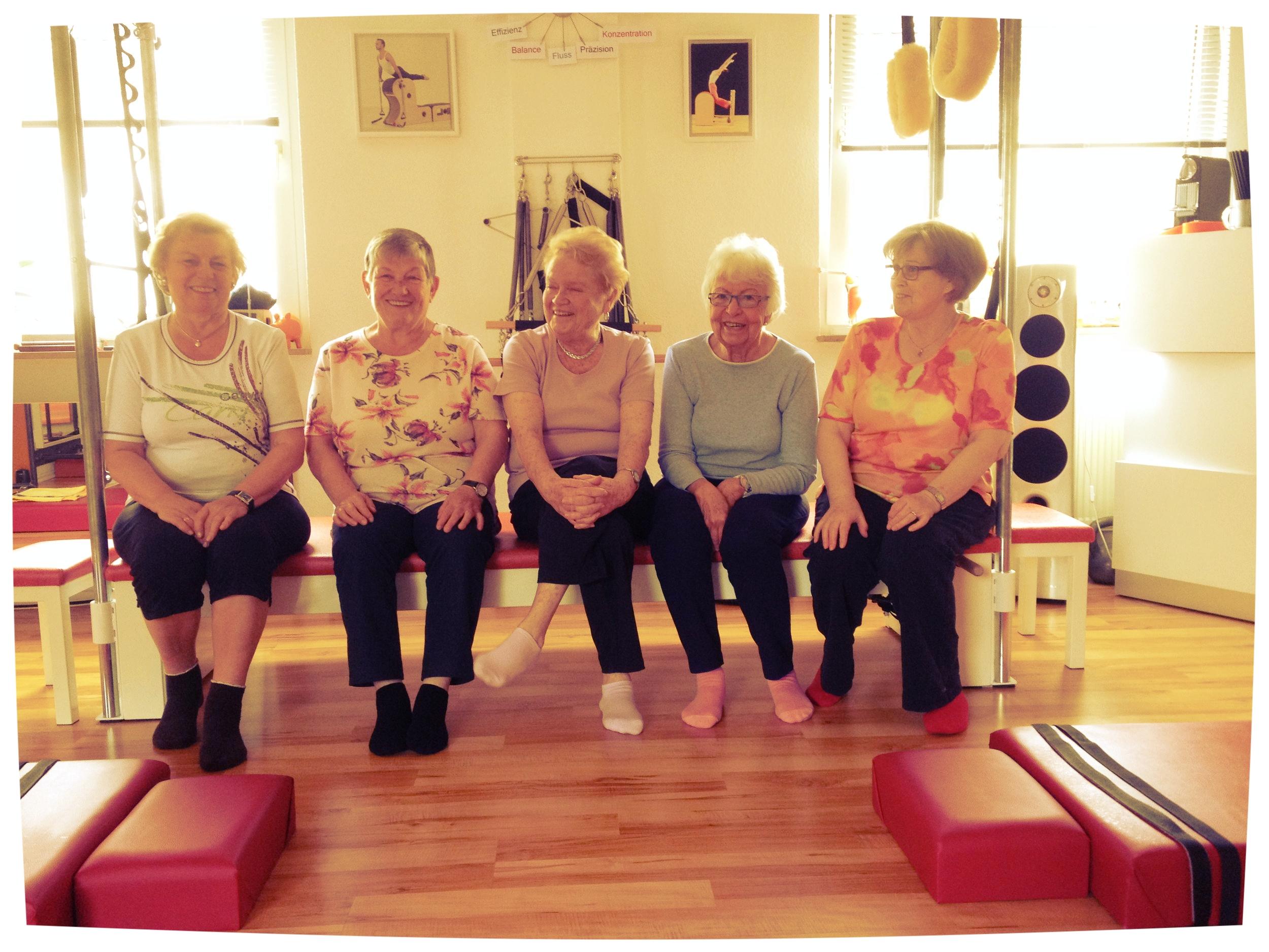 Senioren Pilates