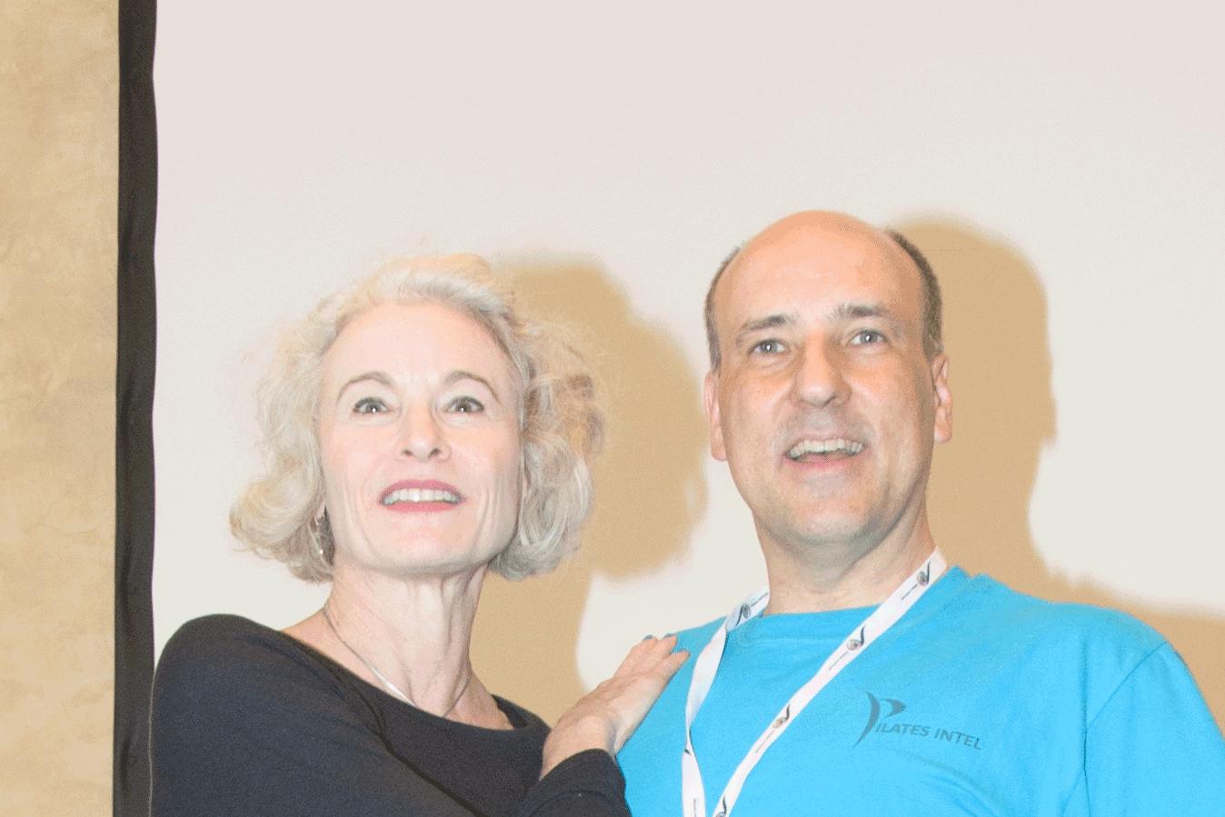 Jillian Hessel und Reiner Grootenhuis