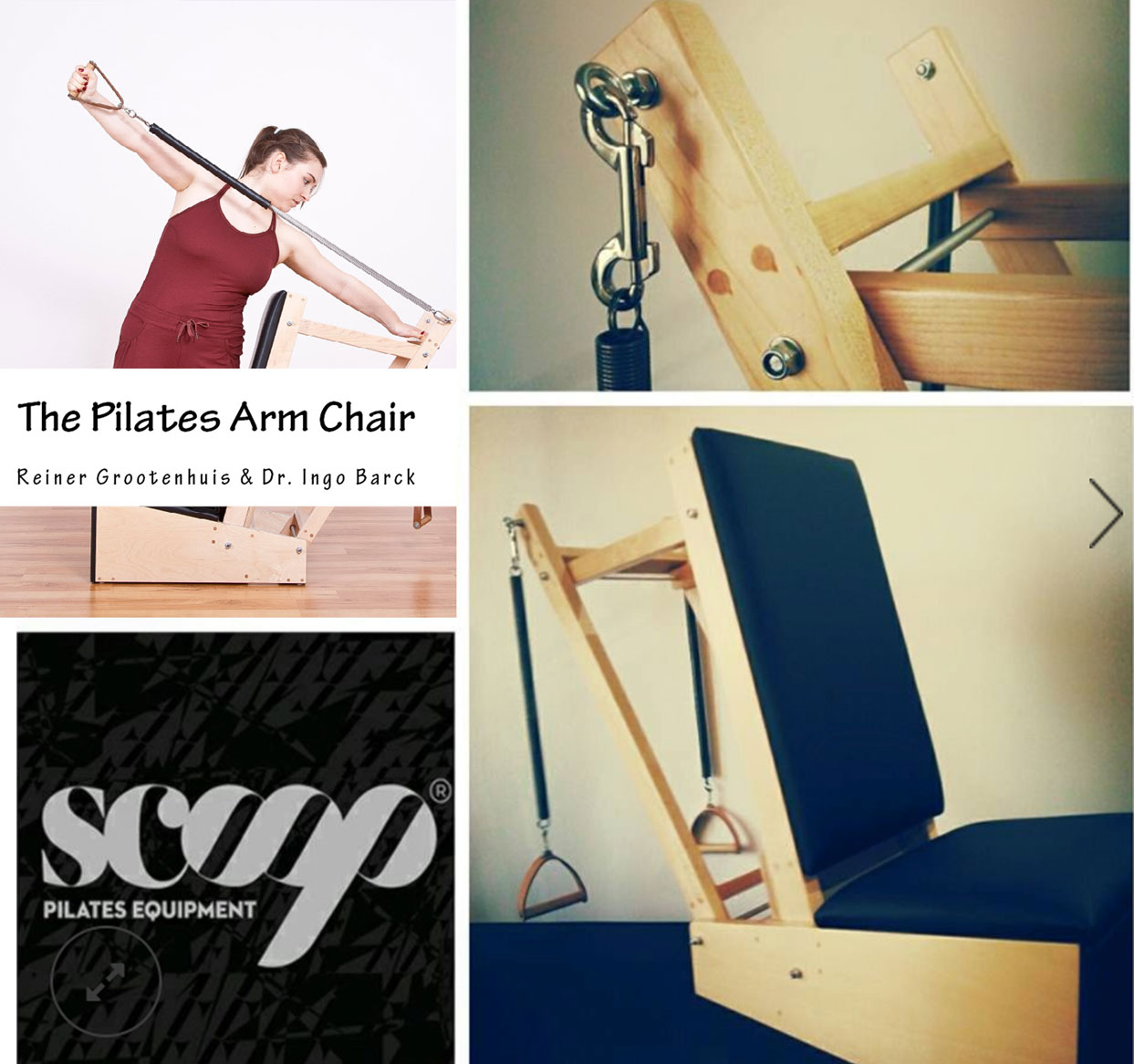 Pilates_Arm_Chair