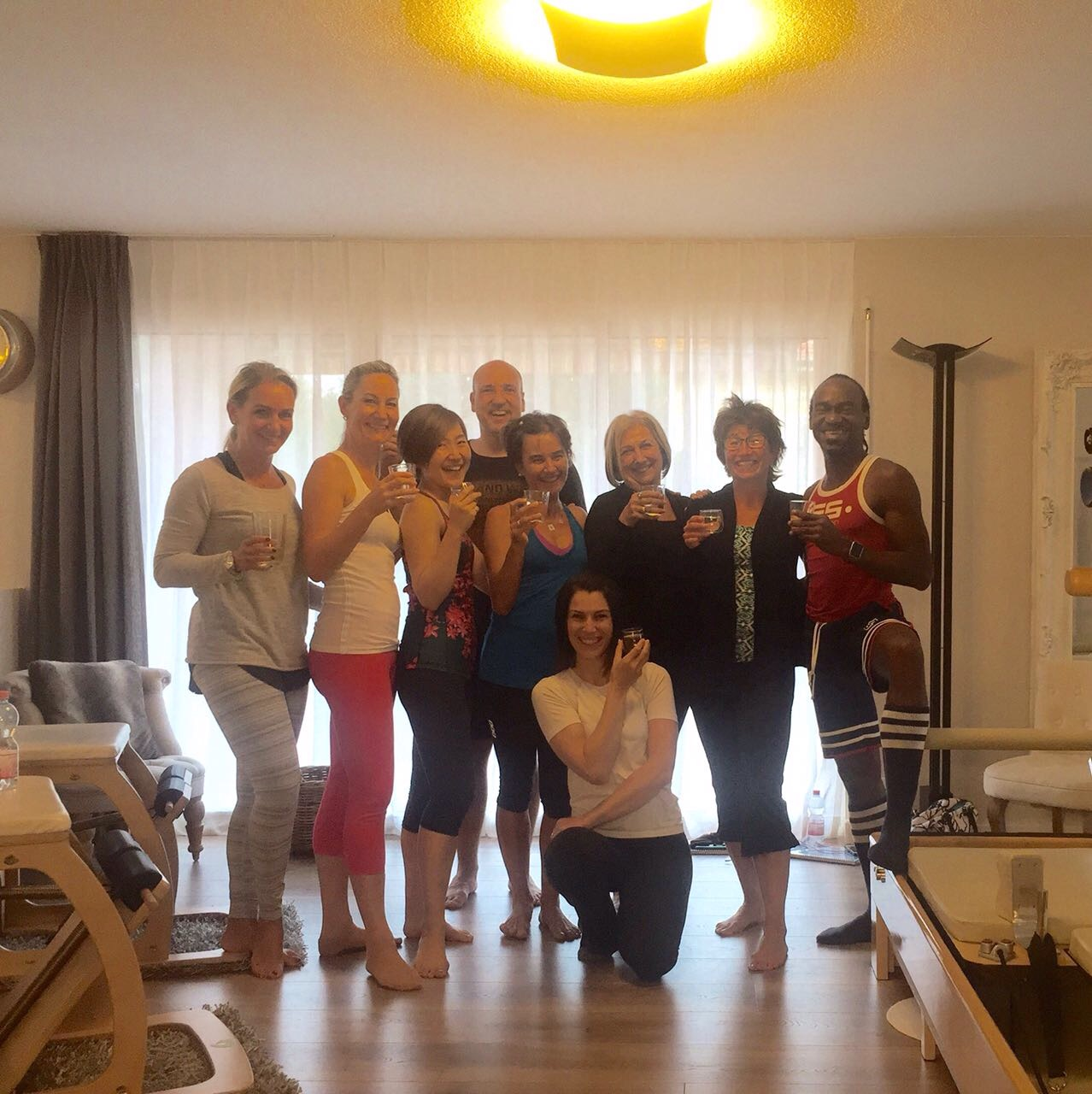 Swiss Mentor Programm mit Kathy Corey