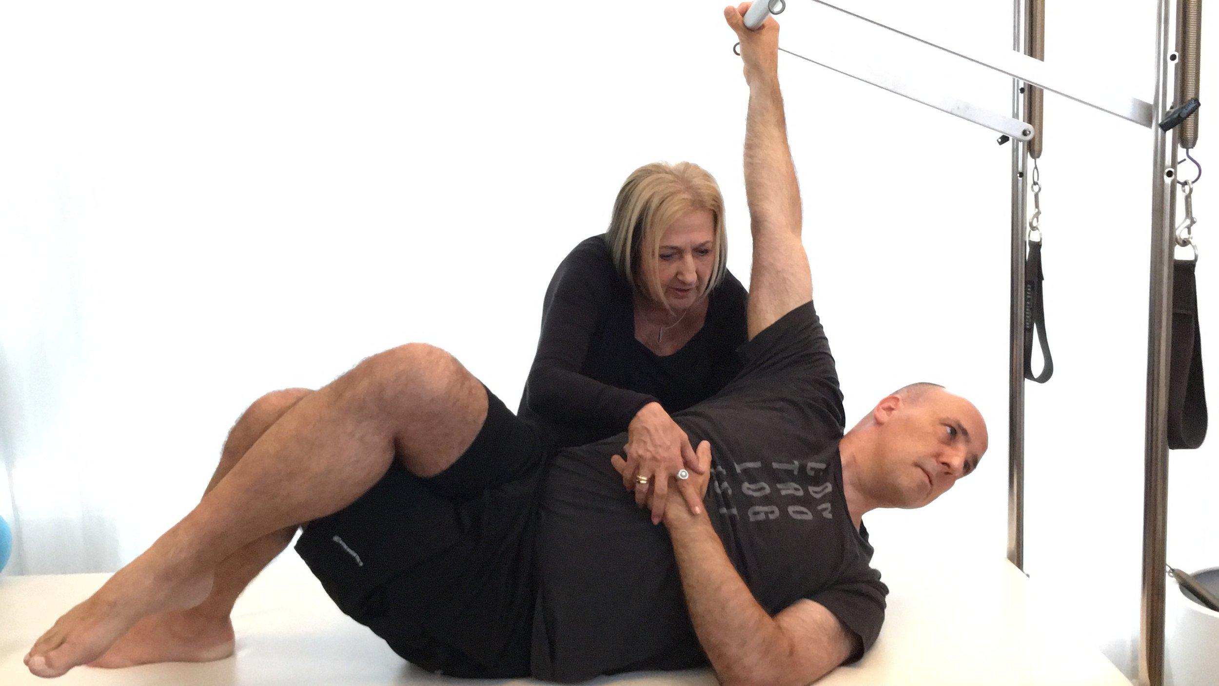 Kathy Corey and Reiner Grootenhuis.JPG