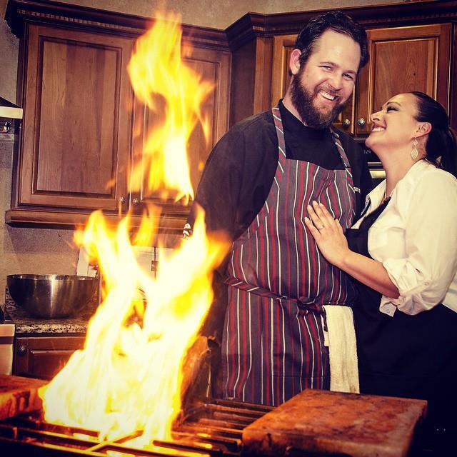 Erin and Husband Starson