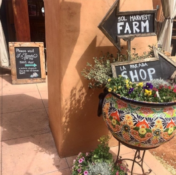 Farm & Table- A New Mexico Farm-To-Table Icon
