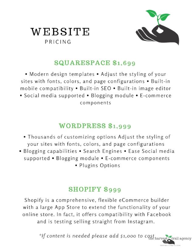 The Harvest Trail Agency Website Pricing.jpg