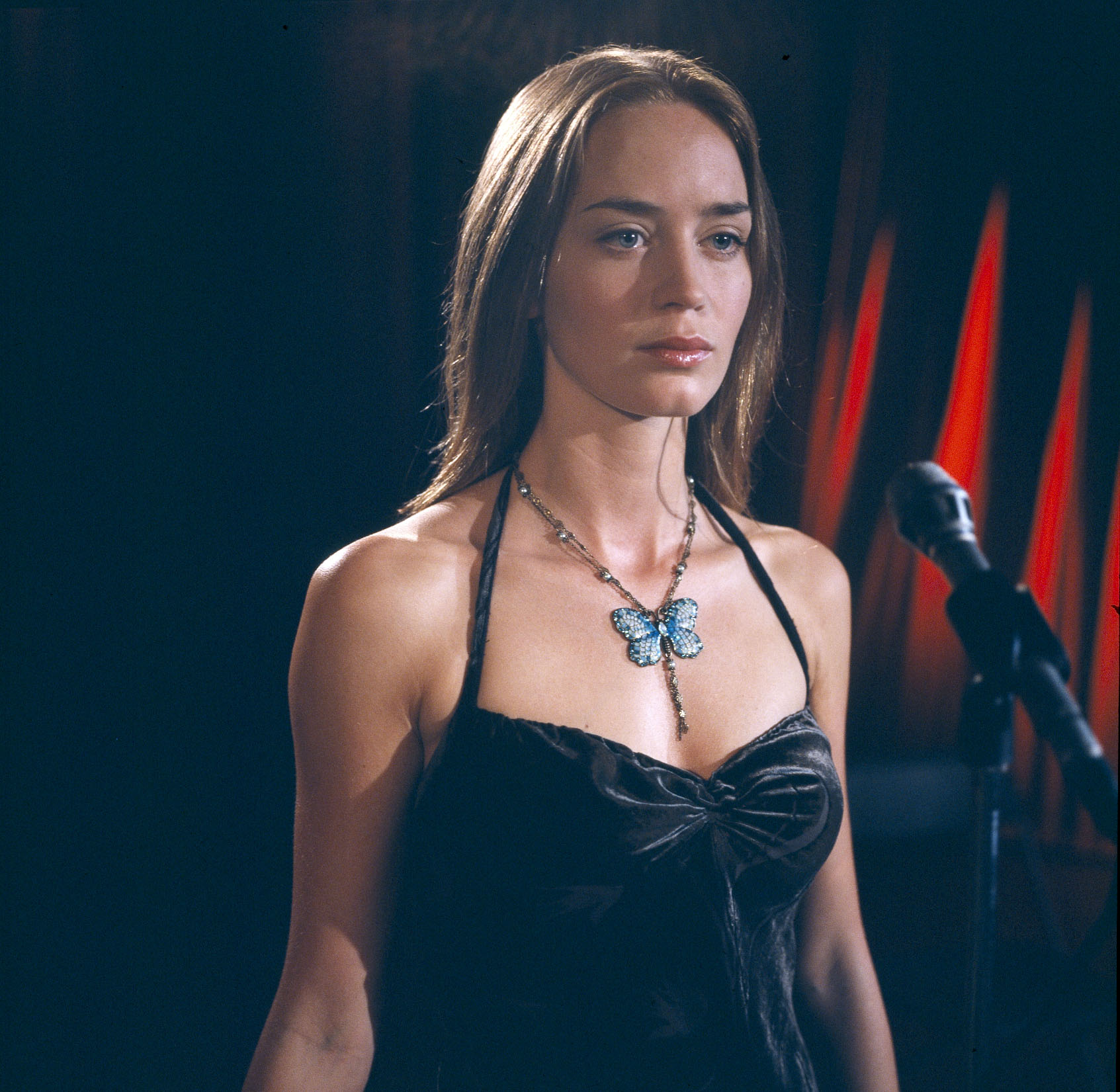 Emily Blunt as Natasha in Gideon's Daughter (2006)