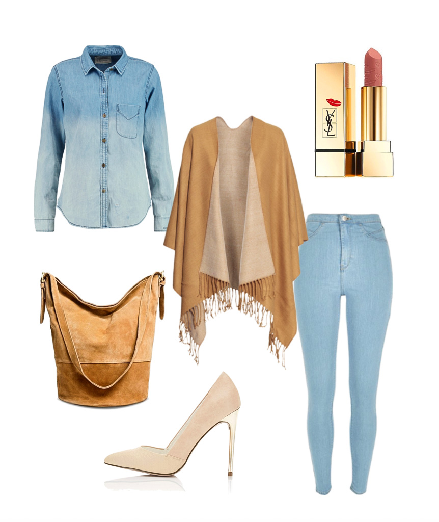 fall casual outfit 3