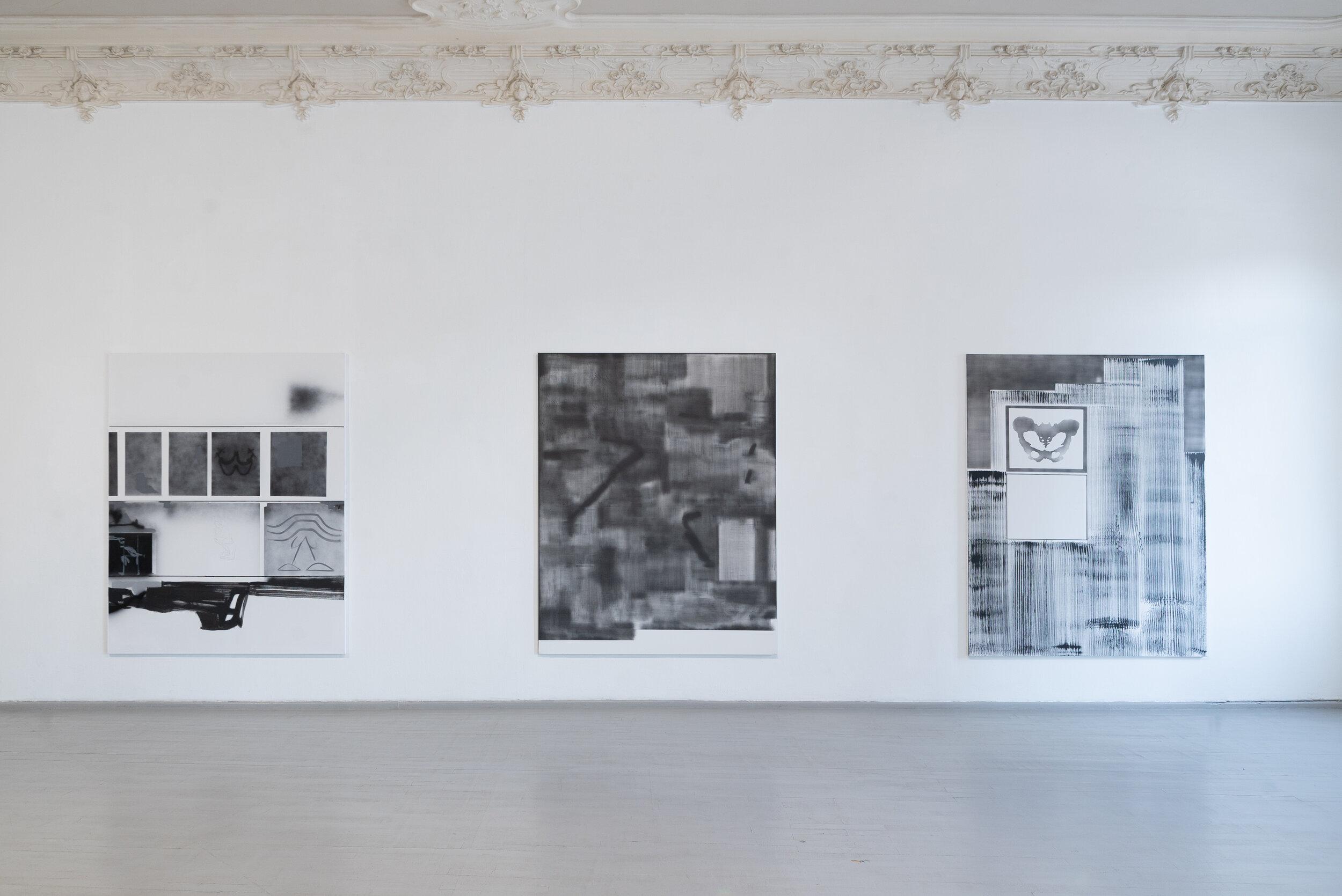 Documentary Exactness  Vartai gallery, Vilnius  Photos: Laurynas Skeisgiela