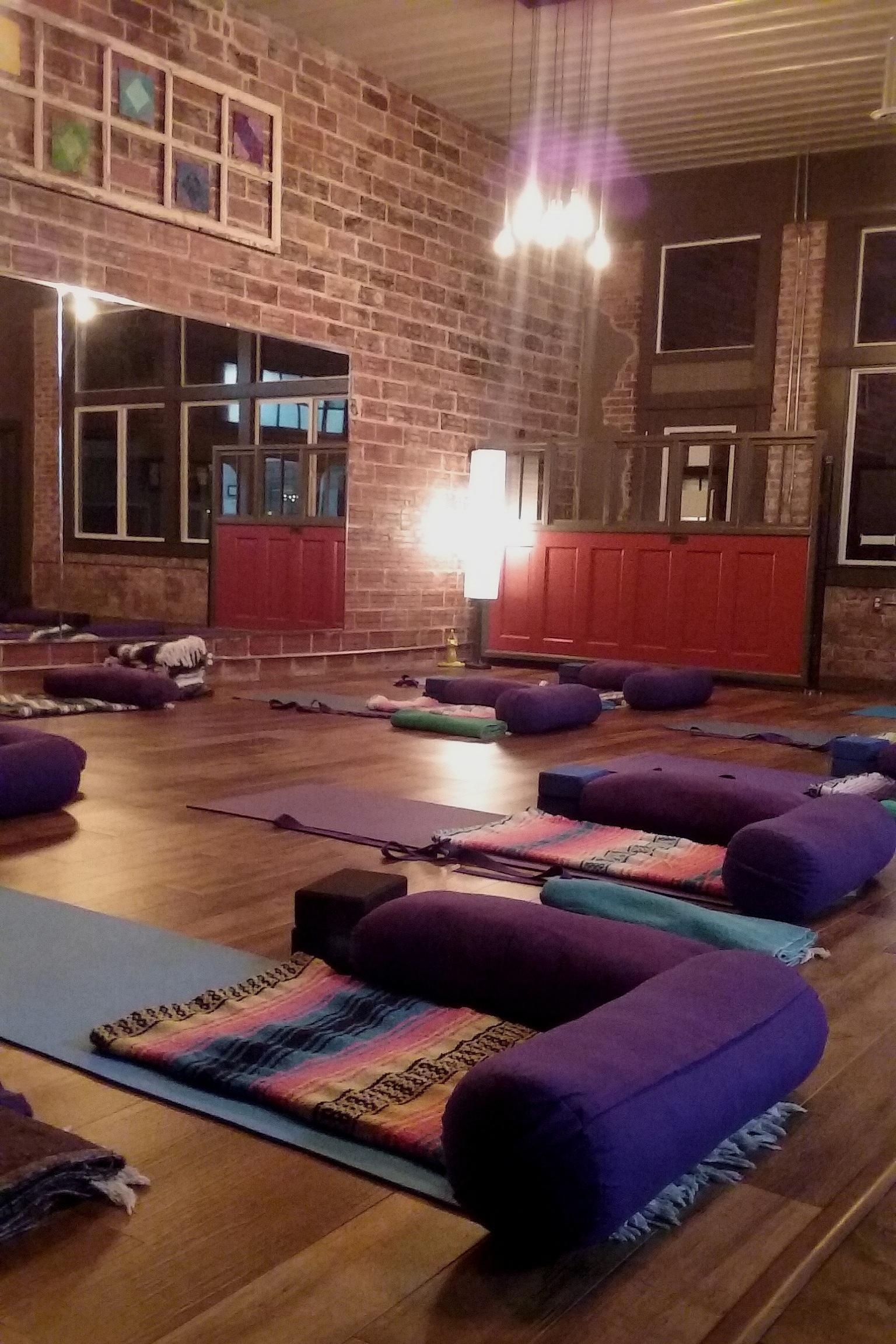 Higher Power Healthy & yoga Studio in Osage City