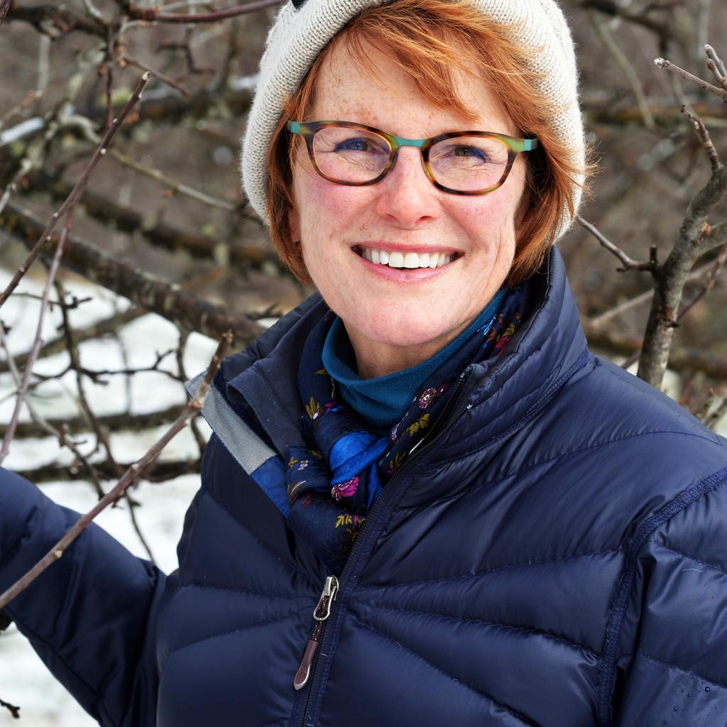 Foggy Ridge Cider Founder, Maker, and Orchardist Diane Flynt