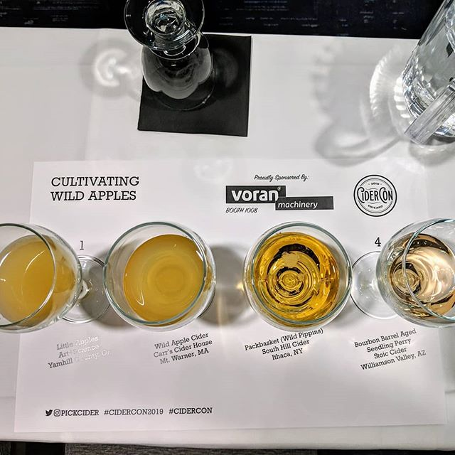 This is gonna be good.  @southhillcider @stoiccider @carrsciderhouse @artandsciencecider