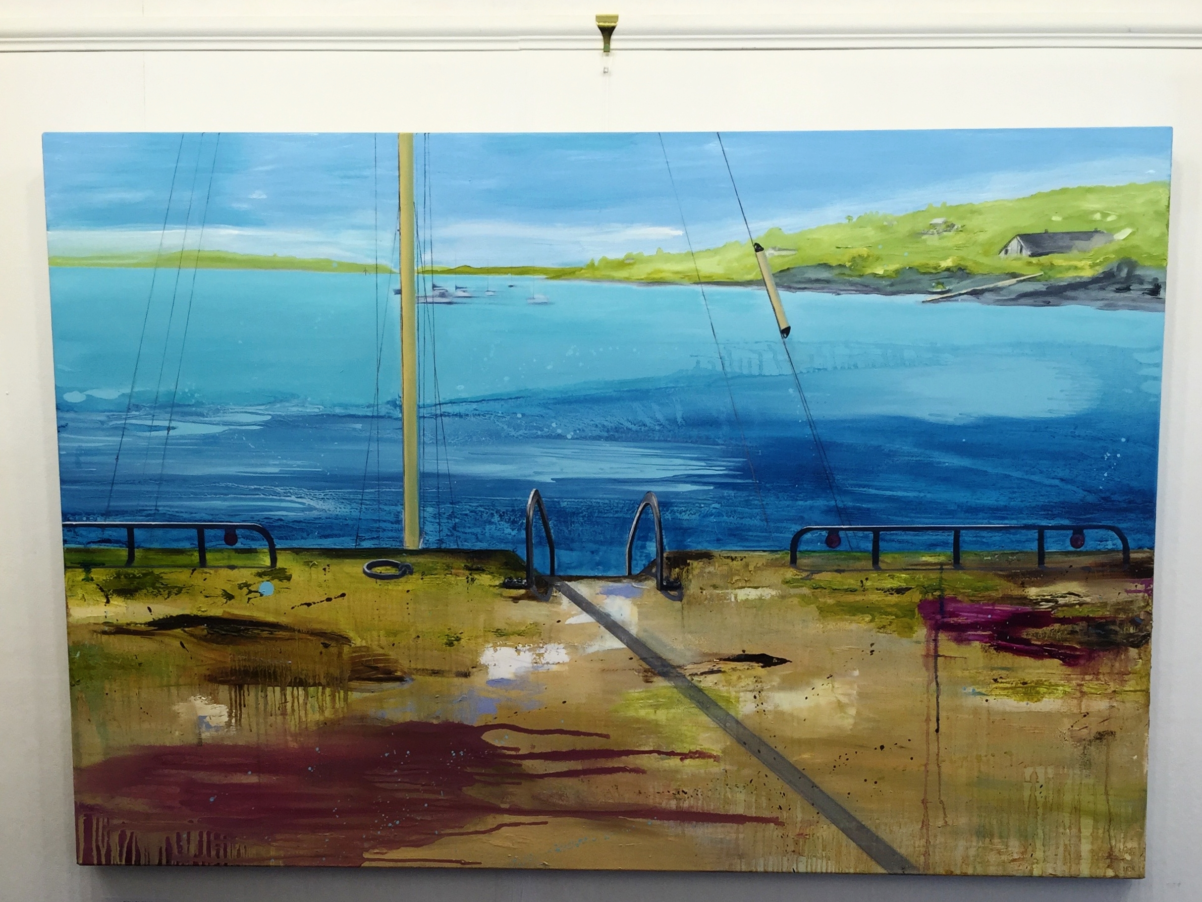 'Resting - Schull Harbour'