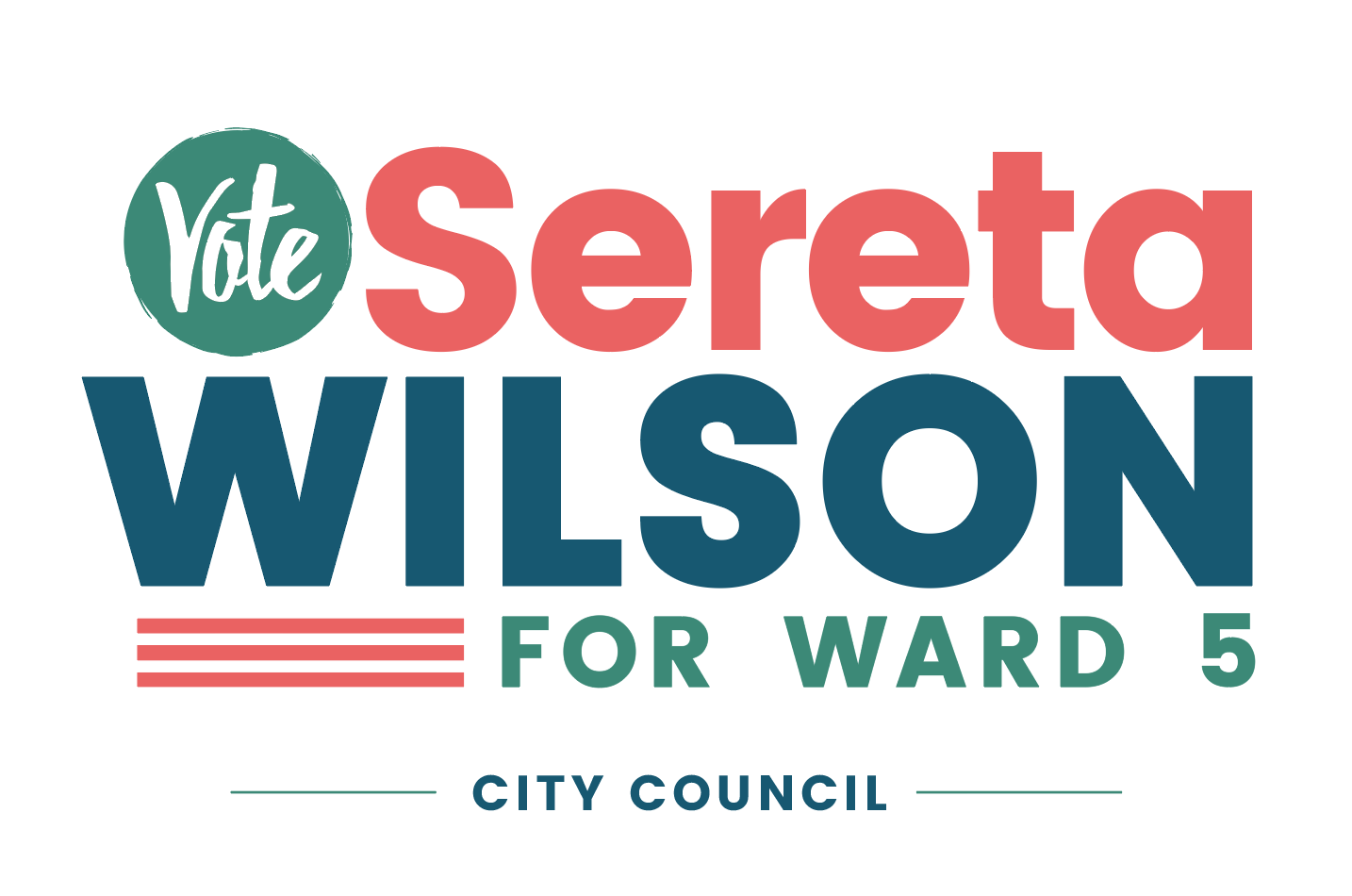 Sereta Wilson, Ward 5 Council Member | Norman City Council Campaign
