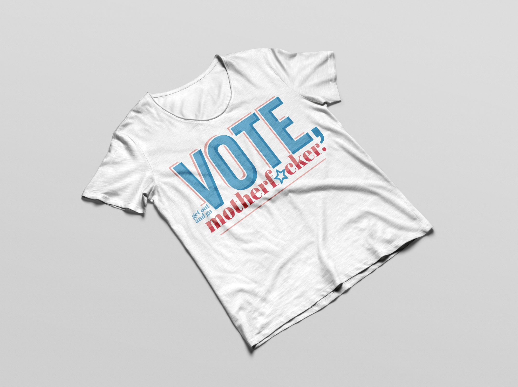 Friendly Reminder to Vote Shirt