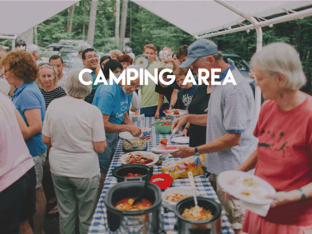 Explore our Campsites
