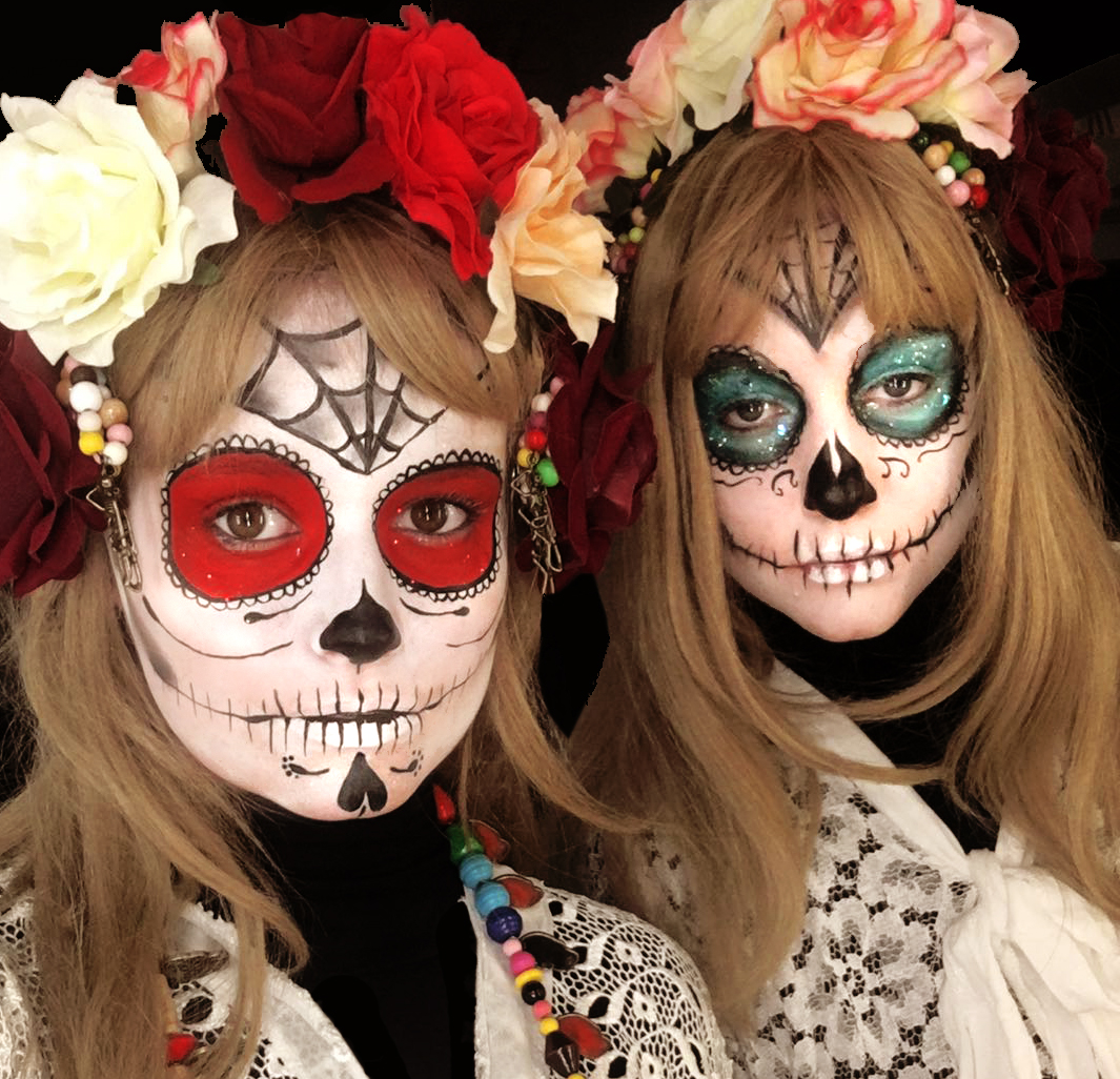 Mexican Day Of The Dead 1, Divine Company.jpg