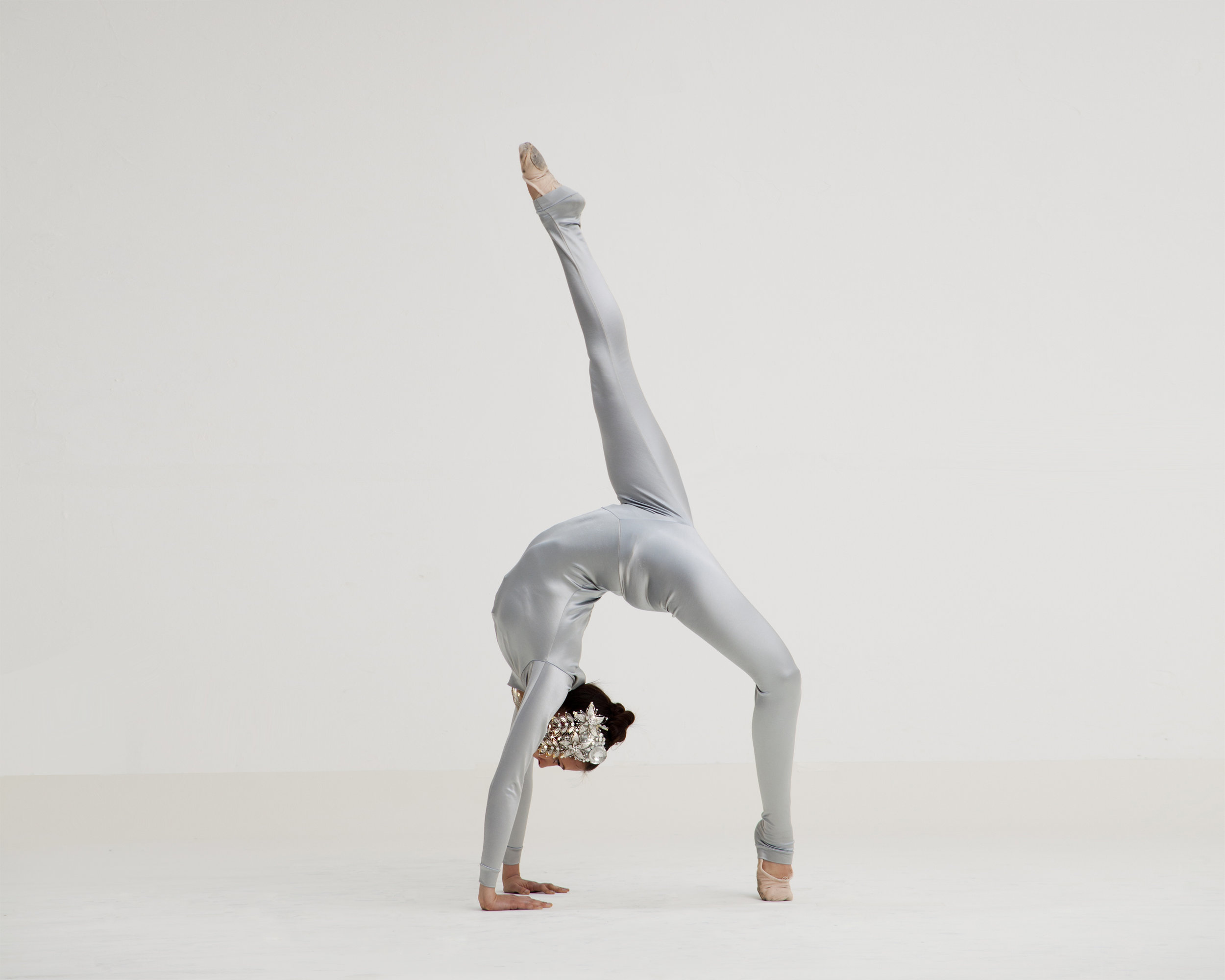 Silver, dance and gymnastic performance 2, Divine Company.jpg