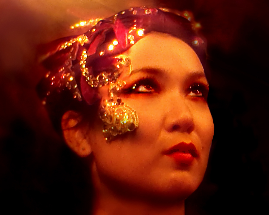 costume, red crystal head piece, Divine Company.jpg