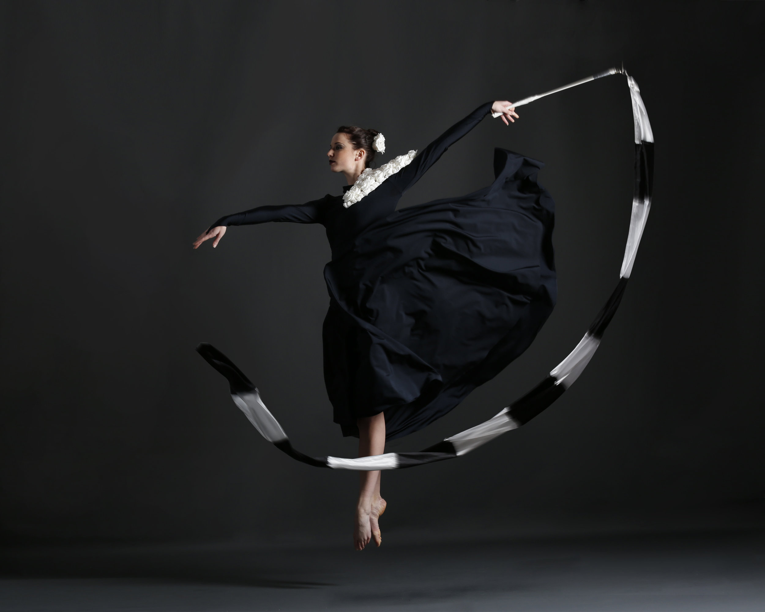 Light Emitting Dance in monochrome 2, Divine Company.jpg