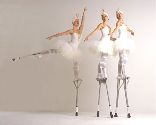 The London Cirque Ballet, stilt performance 2, Divine Company.jpg