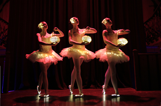 The London Cirque Ballet with lanterns 2, Divine Company.jpg