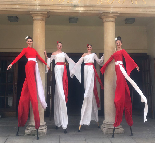 Arcadians and Colour Collection in red and white, Divine Company.jpg