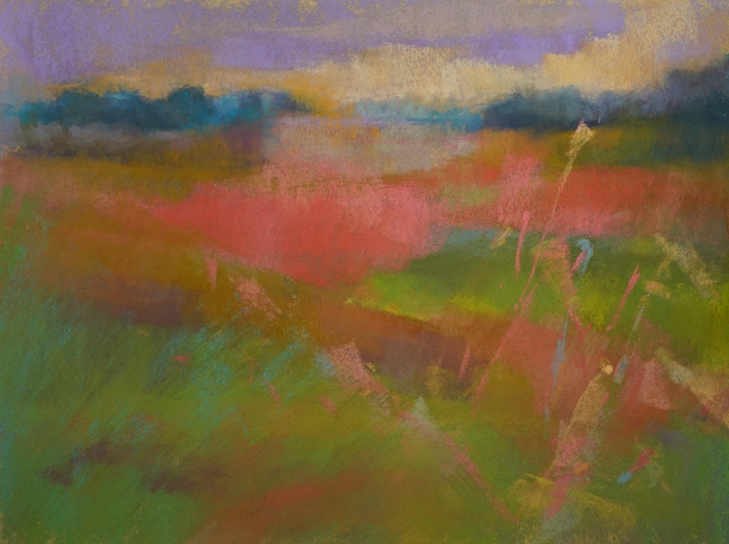 Field in Pink