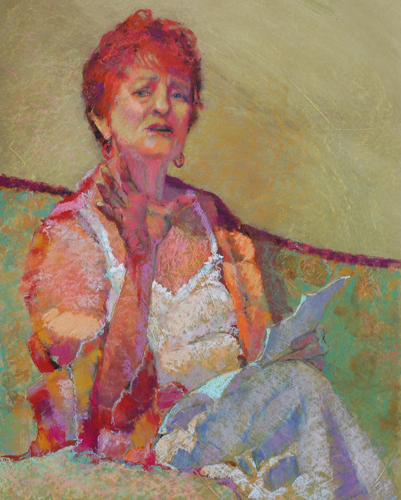 Reading Her Poem