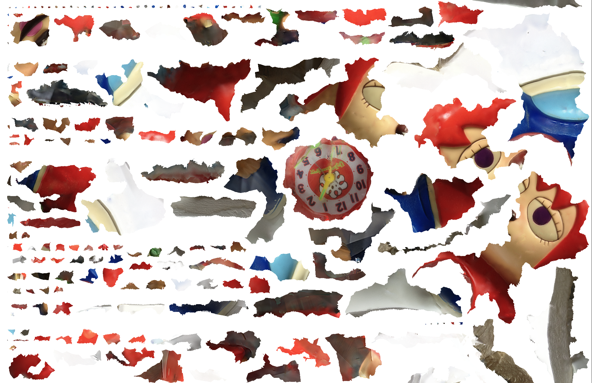 excerpted portion of a PhotoScan export by Yuki Hata -rikaaa.org