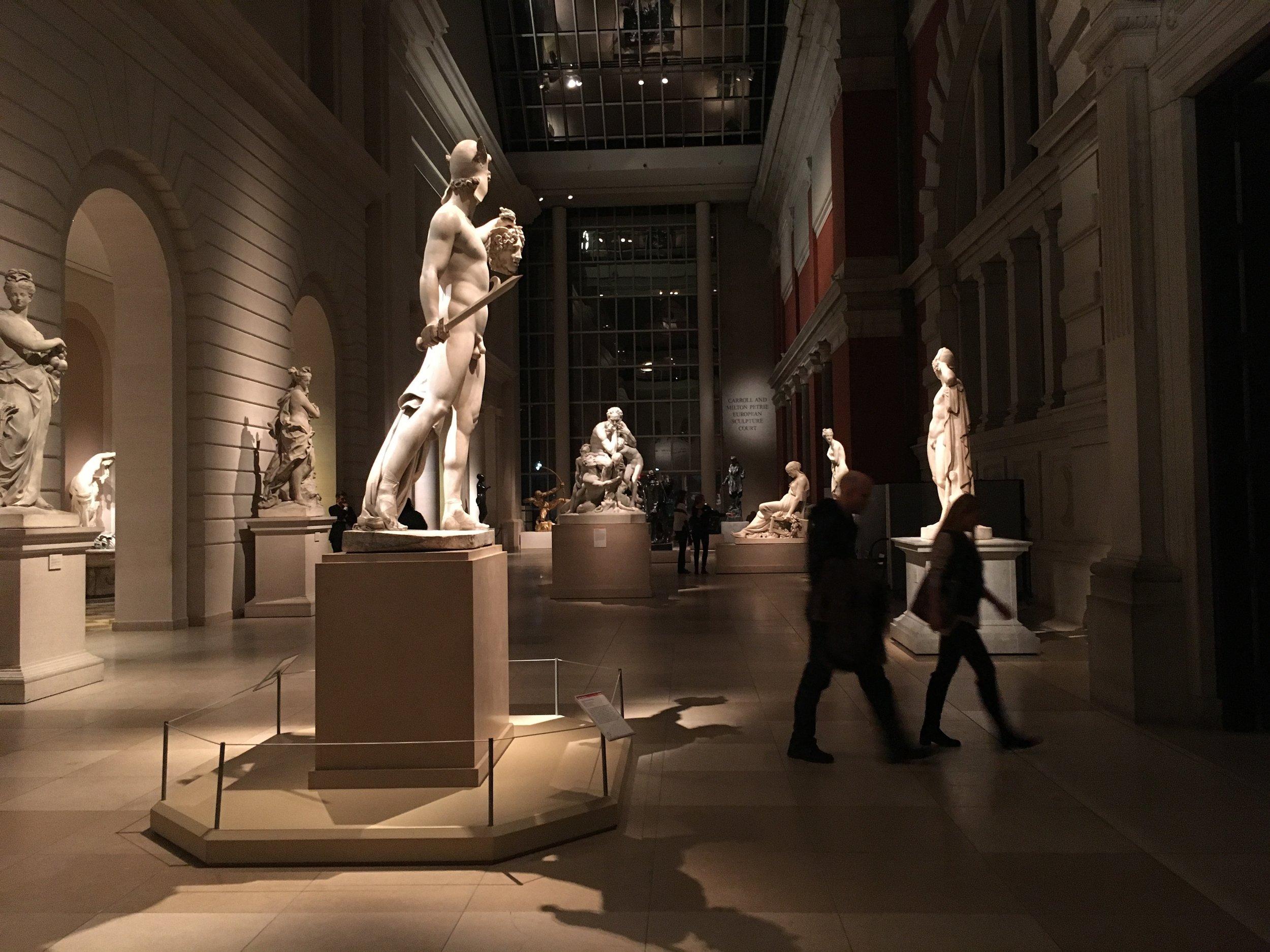 Euro Sculpture Gallery