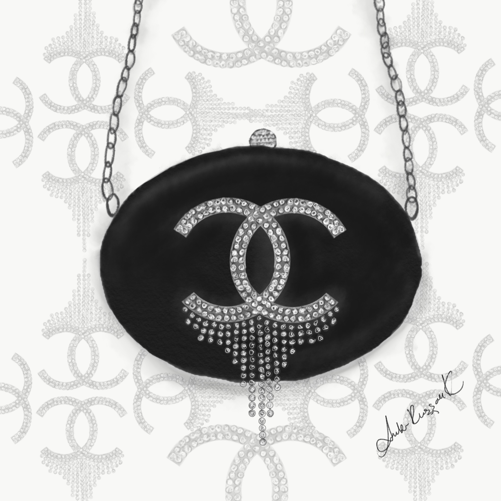 Chanel Bag from 2018 collection