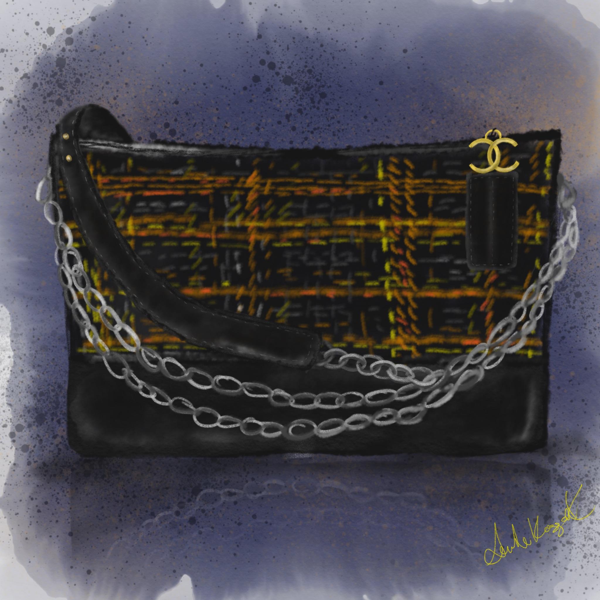Chanel handbag 2017