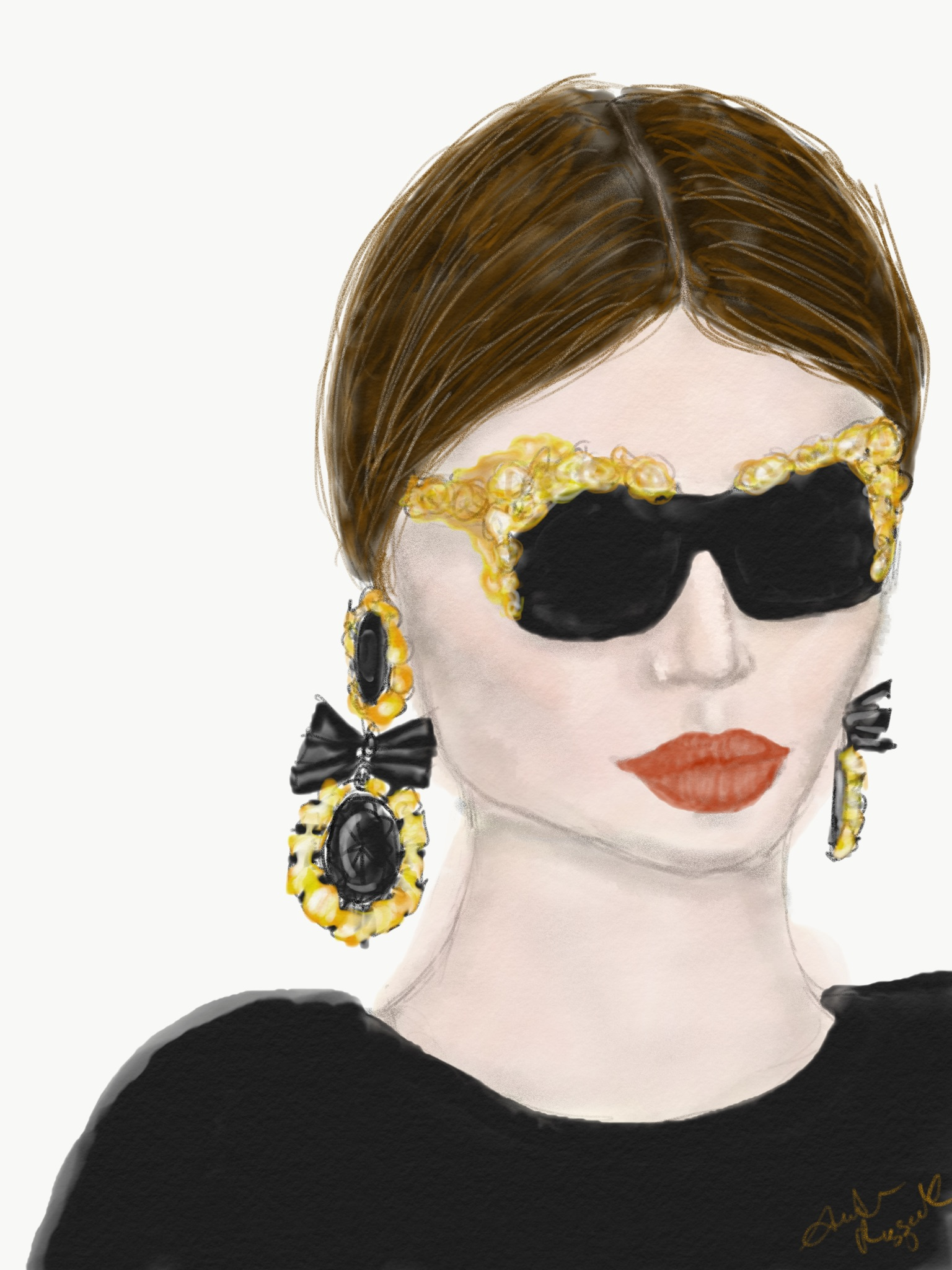 Dolce and Gabbana accessories