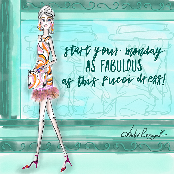 Pucci Collection 2018