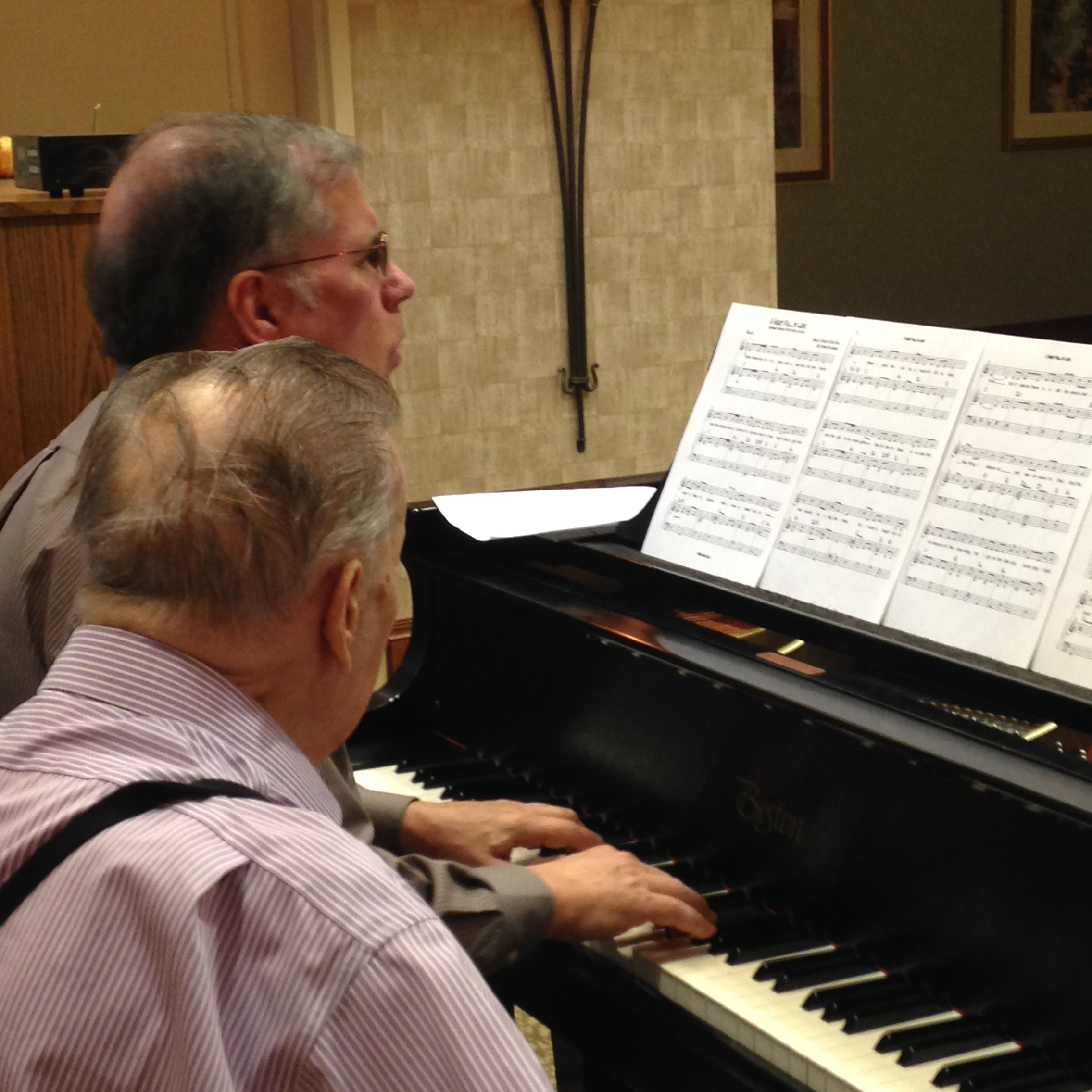 MPR: BLOOMINGTON MAN, 101, REVIVES LOVE SONGS FROM LONG AGO