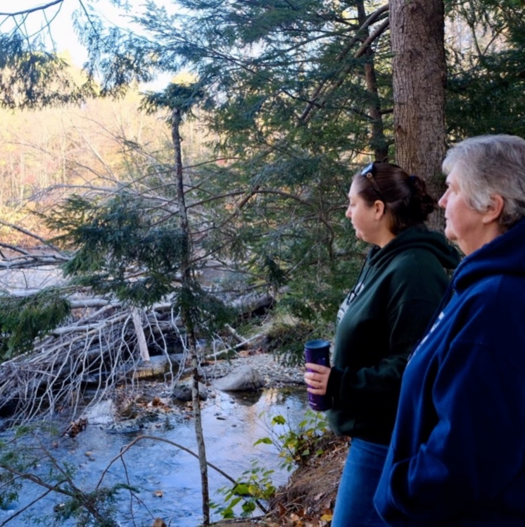 NHPR: Climate Change Isn't Leading This Election Season, But Some Voters Say It Should Be    Last Halloween was not a great one for Chelsie Lent. A bad storm blew across New Hampshire, flooding part of a campground she owns in Warren, along the Baker River. The water swept away campfire rings, knocked picnic tables across the property, destroyed a road and bath house, and dropped all kinds of debris, she said. It was symptomatic of a changing climate here. For Lent and her business partner Carole Clark, it's meant several floods in recent years of their most desired, waterfront campsites. The issue, they say, is on their minds with the election coming up.