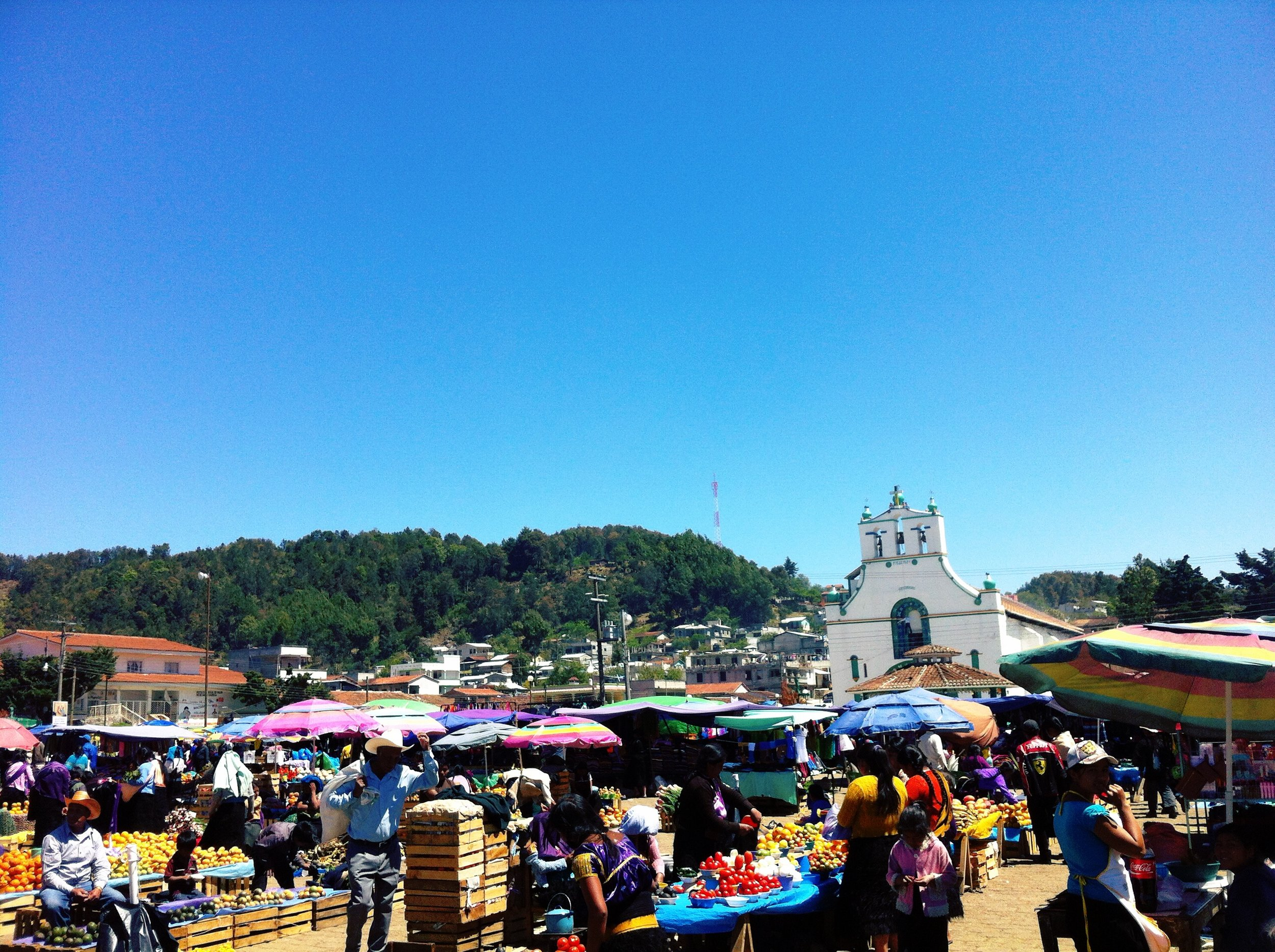 MercadoSanJuanChamula